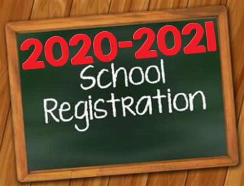 2021 Registration Info